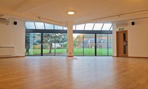 Wednesday – Eynsham Hall North Leigh