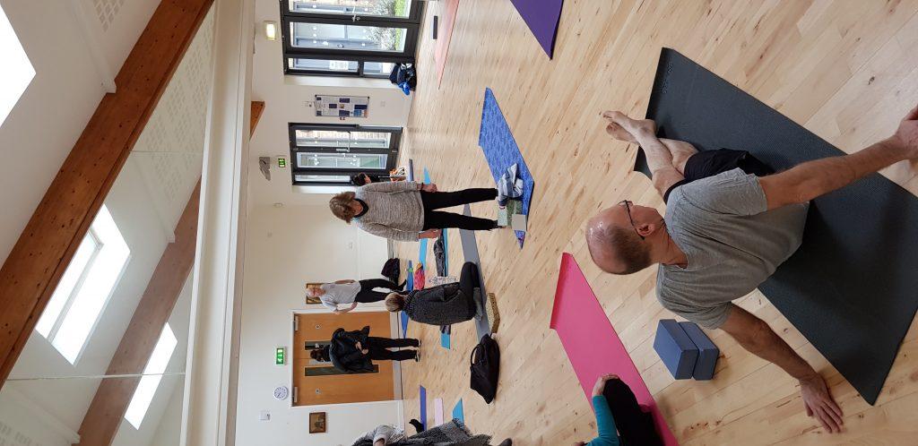 Yoga Workshops in Oxford