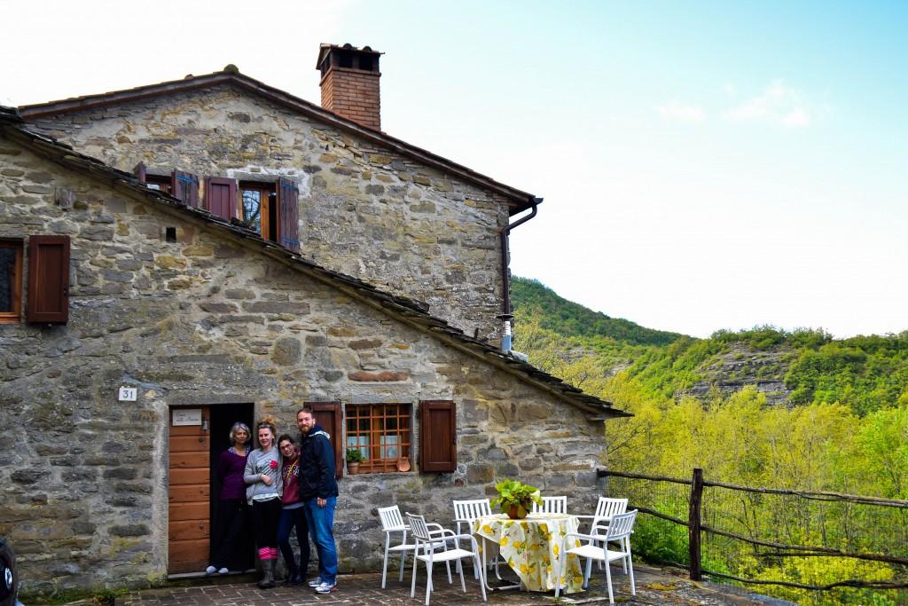 7 to 11 Sept 2018 – Yoga Retreat Tuscany