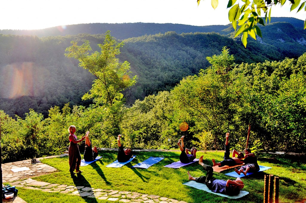 7 to 11 Sept 2018 – Yoga Retreat Umbria ~ Was Amazing ~ I am planning the next retreats for 2019. Please sign up to the mailchimp campaigns to receive information about Pilates & Yoga Retreat in Spain in Spring & Yoga in France & Italy in Autumn