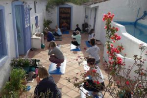 Spain-Teaching