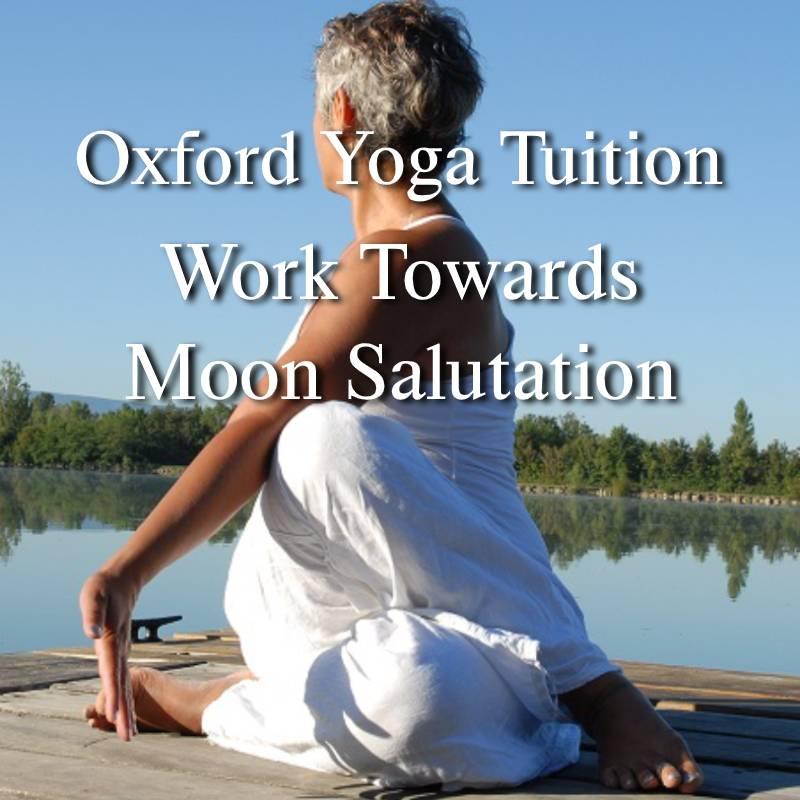 Work Towards Moon Salutation
